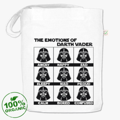 Сумка Star Wars Darth Vader Emotions