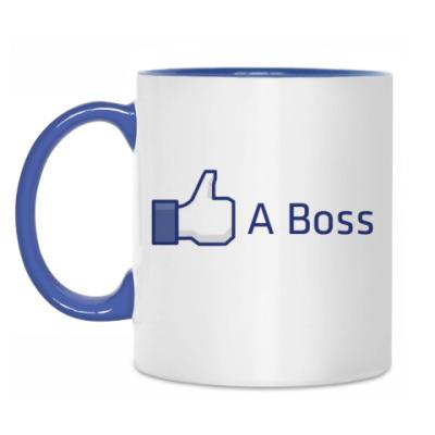 Кружка Like A Boss