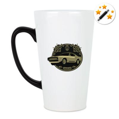 Кружка-хамелеон Muscle car