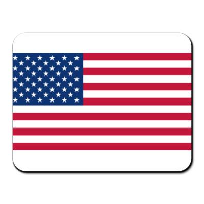 Коврик для мыши  Флаг США