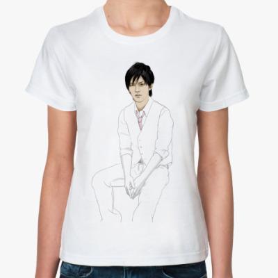 Классическая футболка   Рё