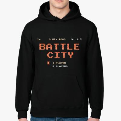 Толстовка худи Battle City