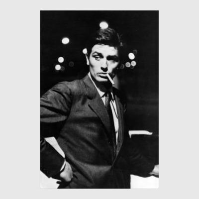 Постер Alain Delon (Ален Делон)