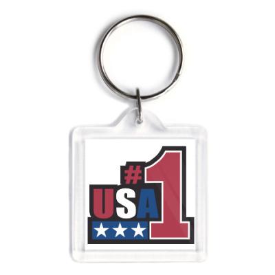 Брелок USA 1