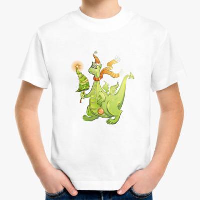 Детская футболка Дракончик