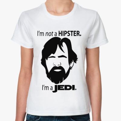 Классическая футболка Джедай (Star Wars)