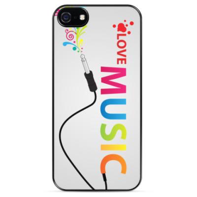 Чехол для iPhone 'Музыка'