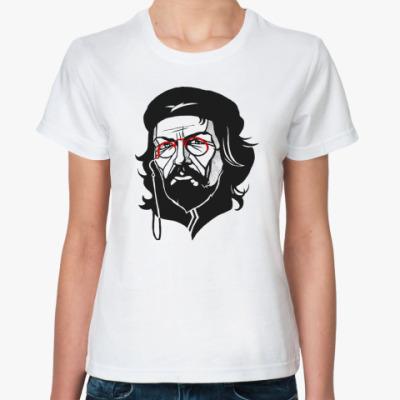 Классическая футболка  Чехов-Че