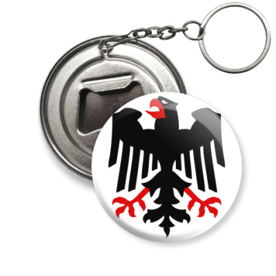 Брелок-открывашка Deutschland