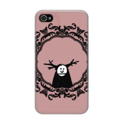 Чехол для iPhone 4/4s Dear Deer