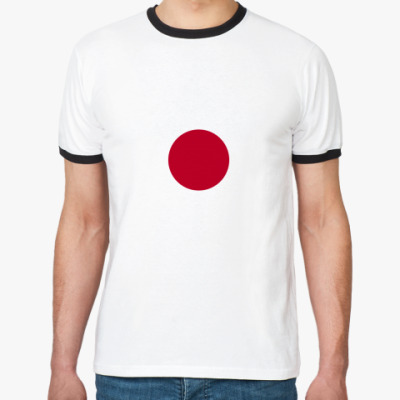 Футболка Ringer-T  Япония