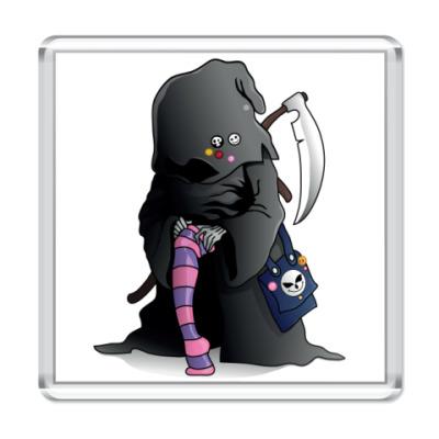 Магнит Death-emo