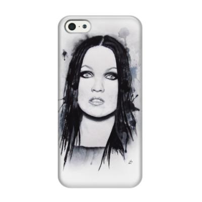Чехол для iPhone 5/5s Tarja Turunen