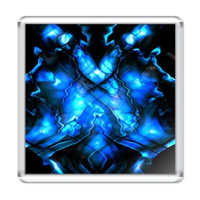 Магнит   Blue