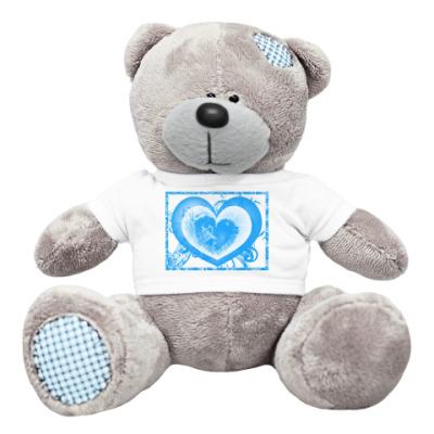 Плюшевый мишка Тедди День всех влюбленных