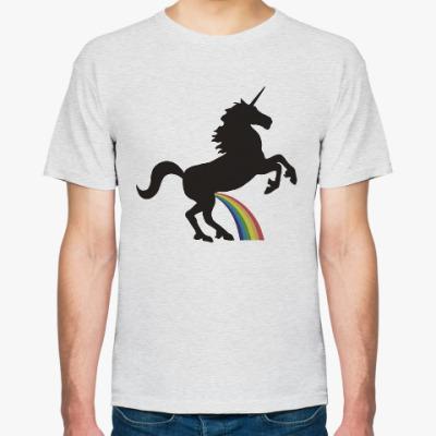 Футболка Радужный конь