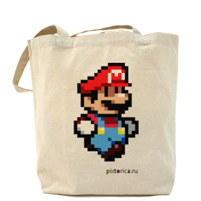 Сумка Super Mario