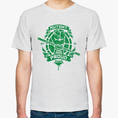 Футболка Mutant Donatello