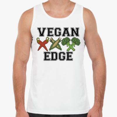 Майка vegan XXX edge