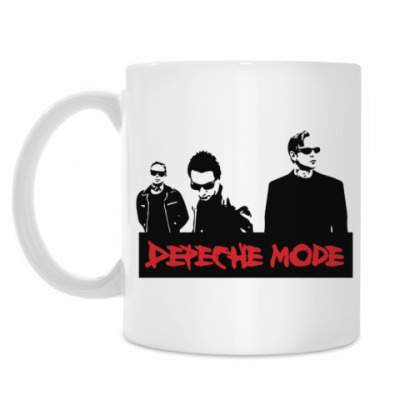 Кружка Depeche mode