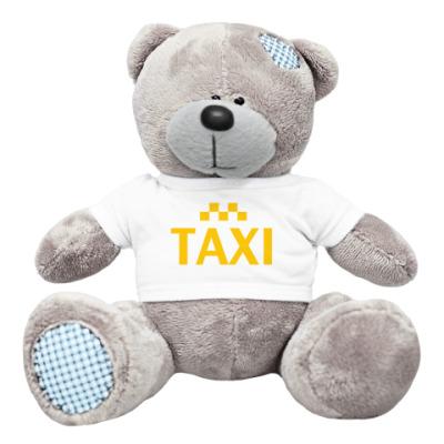 Плюшевый мишка Тедди Taxi