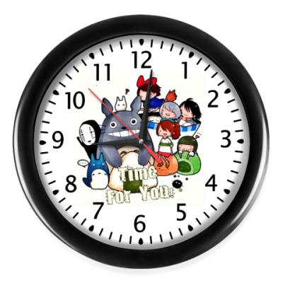 Настенные часы Time For You!