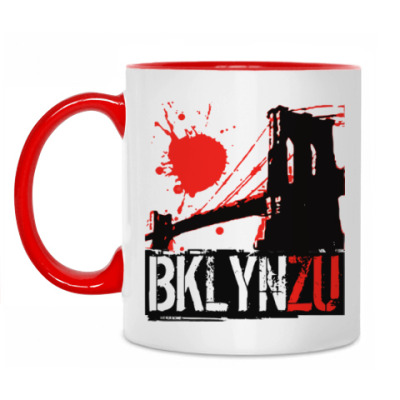 Кружка Brooklyn Zu