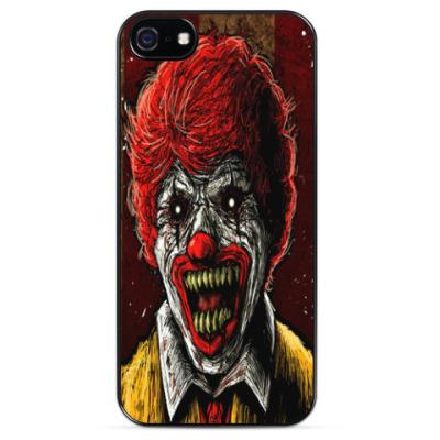 Чехол для iPhone Клоун