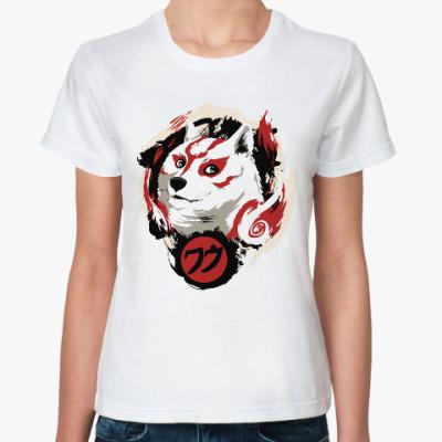 Классическая футболка Собакен