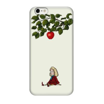 Чехол для iPhone 6/6s Sir Isaac Newton