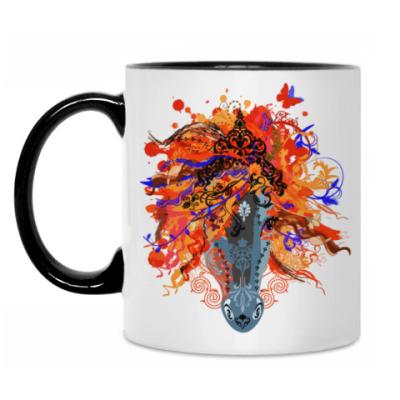 Кружка Freestyle Horse