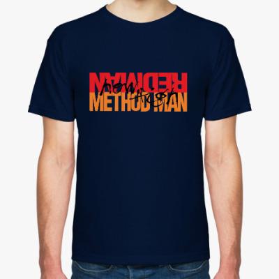 Футболка Method Man & Redman