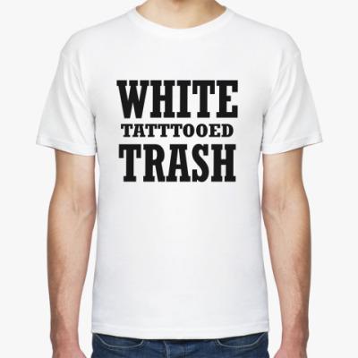 Футболка  футболка WHITE