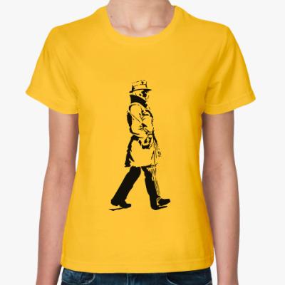 Женская футболка Rorschach