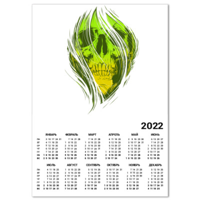 Календарь WitchSkull