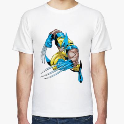 Футболка Росомаха / Wolverine
