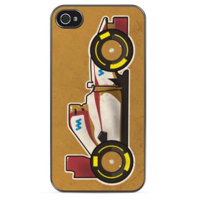 Чехол для iPhone F112 Car