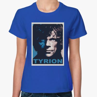 Женская футболка Тирион