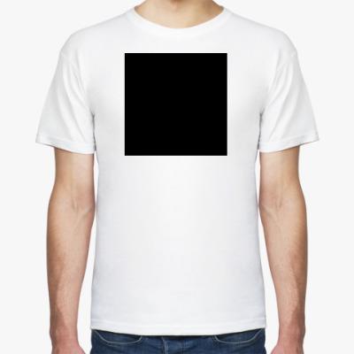 Футболка Чёрный квадрат