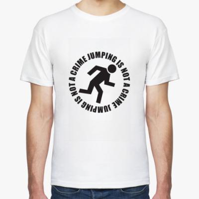 Футболка Jumping
