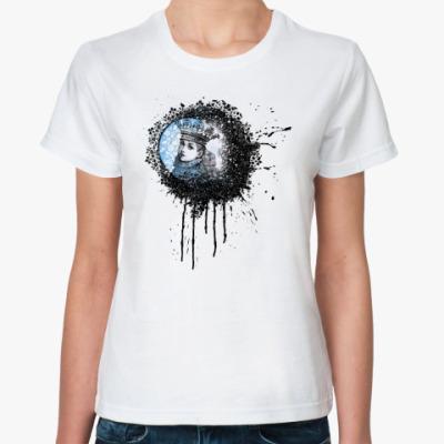 Классическая футболка Для сказочной девушки