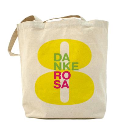 Сумка  8 марта Danke Rosa 01