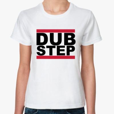 Классическая футболка Dub Step