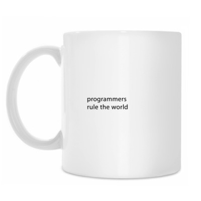 Кружка Programmers