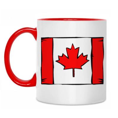 Кружка Канада
