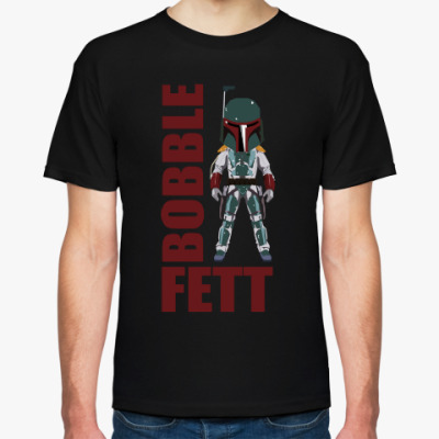 Футболка BOBBLE FETT