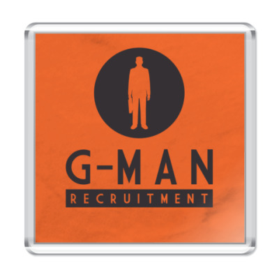 Магнит G-Man