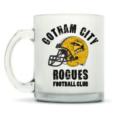Кружка матовая Gotham Rogues Football Club
