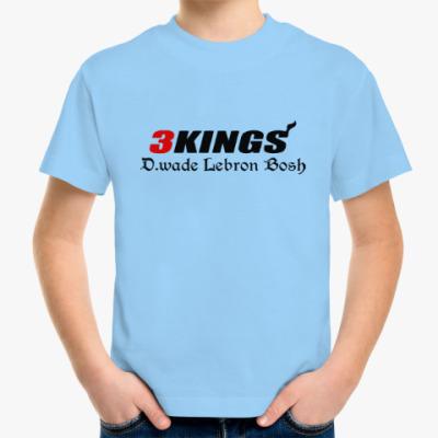 Детская футболка Три короля
