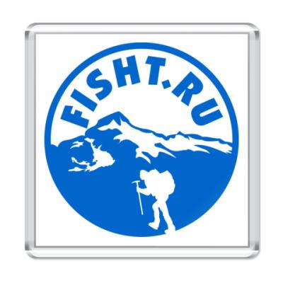 Магнит   FISHT.RU